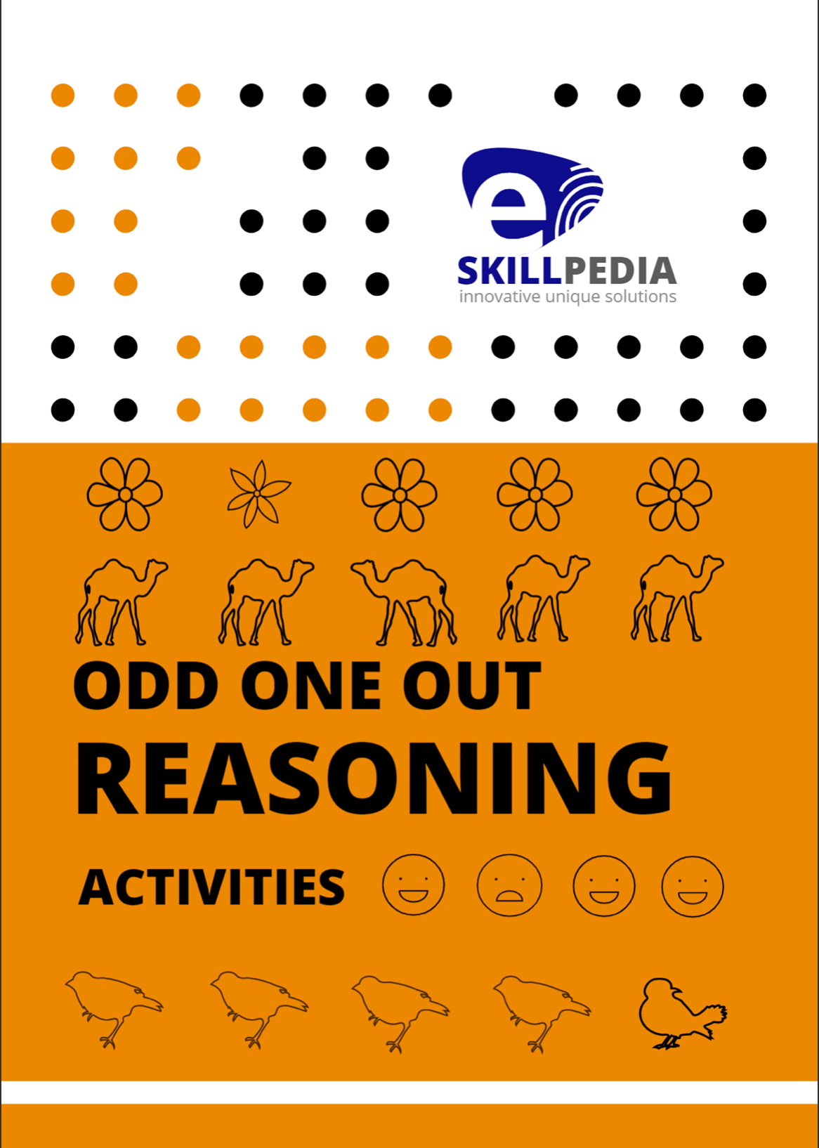 Odd one out Reasoning Activities