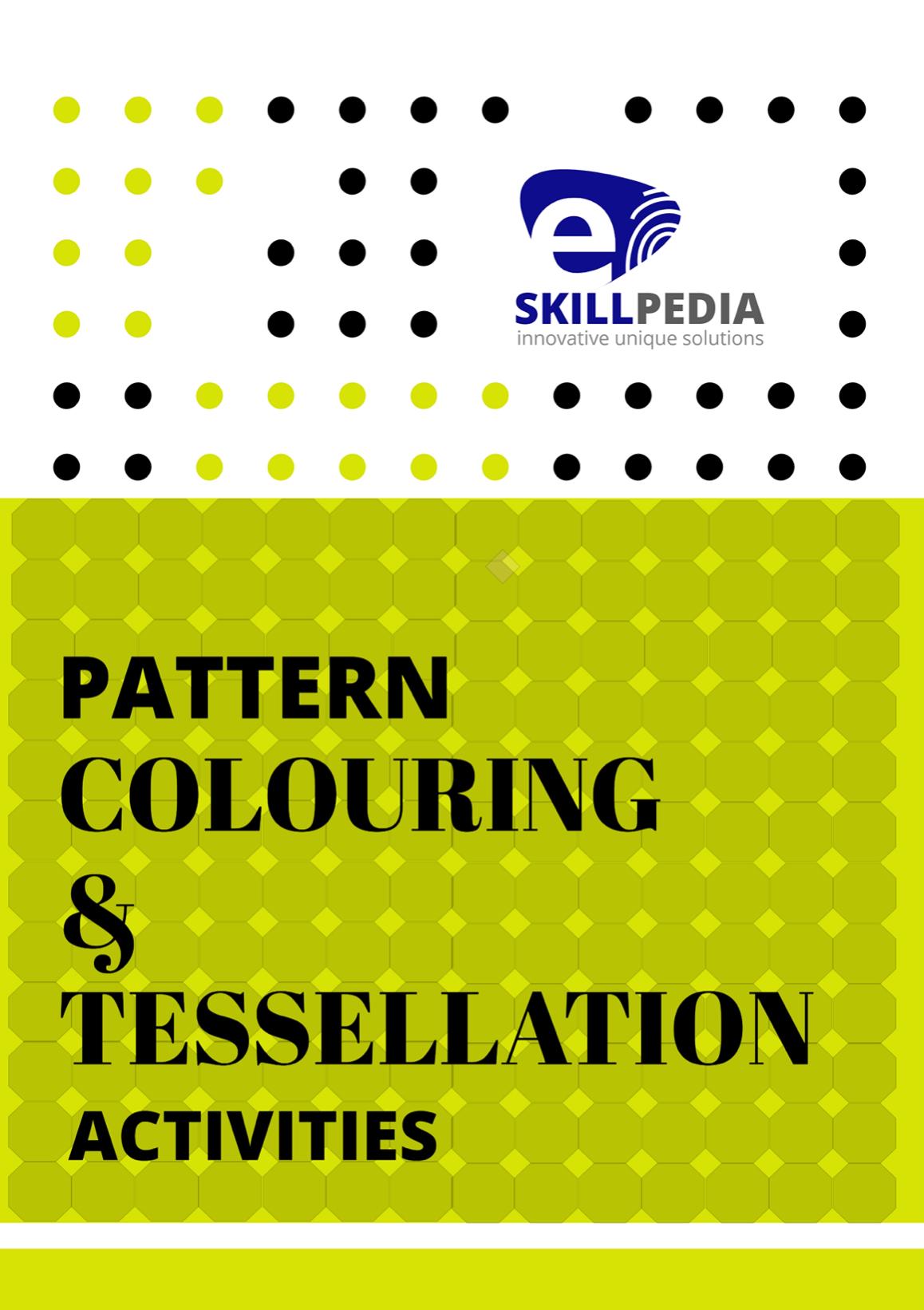 Pattern Colouring & Tessellation Activities